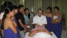 Rhett Teaching at Ritz Carlton Bali