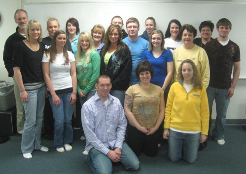 Clinical Sports Massage Course Mar 09