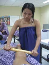 Bamboo and Rattan Massage Training