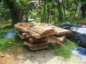 The Raw Materials for Droni